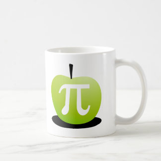 Apple Pi Coffee Mug