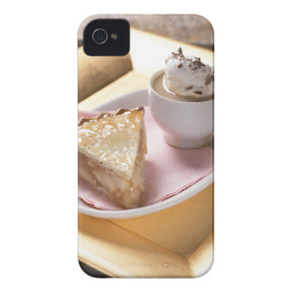 Apple pie and hot cocoa iPhone 4 cases