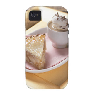 Apple pie and hot cocoa Case-Mate iPhone 4 case