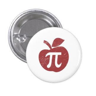 Apple Pie Pi Day 3 Cm Round Badge