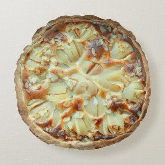Apple Pie Round Pillow