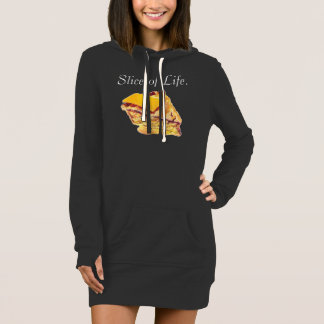 Apple Pie Slice of Life Hoodie Dress