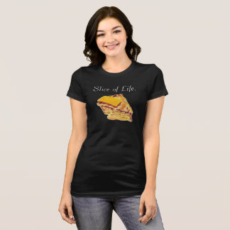 Apple Pie Slice of Life Jersey T-Shirt