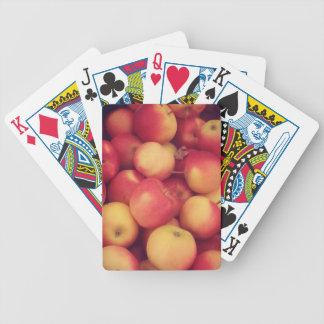 Apple Playing Cards | Seasons | Fall