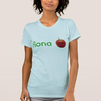 apple_red_01, sasass, fiona T-Shirt
