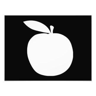 Apple Silhouette Photograph
