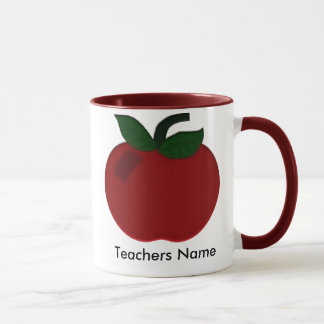 Apple Teacher Collection Mug