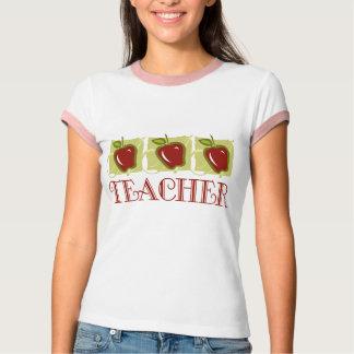 Apple Teacher School Gift Shirt