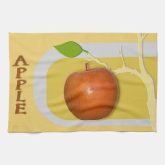 Apple tree - American MoJo of table-ware cloths Kitchen Towel