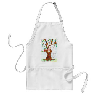 apple tree nymph adult apron