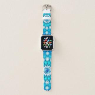 Apple Watch Bands Mandala Abstract Lotus Flower