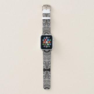 Apple Watch Bands Mandala Mehndi Style G384