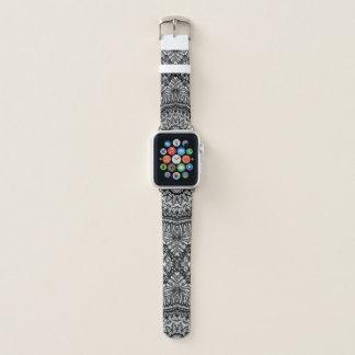 Apple Watch Bands Mandala Mehndi Style G444