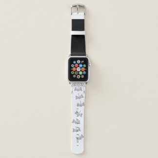 Apple Watch Butterfly Band