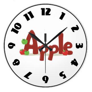 Apple Word Clock