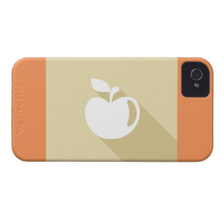Apple Workout Graphic iPhone 4 Case-Mate Cases