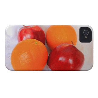 Apples and Oranges Case-Mate iPhone 4 Cases
