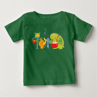 Apples & Bananas - The Band Baby T-Shirt