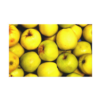 apples gallery wrapped canvas