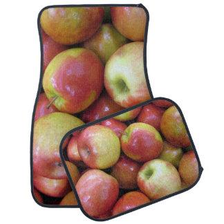 Apples Car Mats Full Set (set of 4)