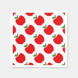 Apples Disposable Serviette