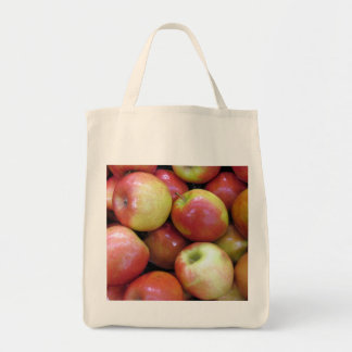 Apples Grocery Tote Grocery Tote Bag