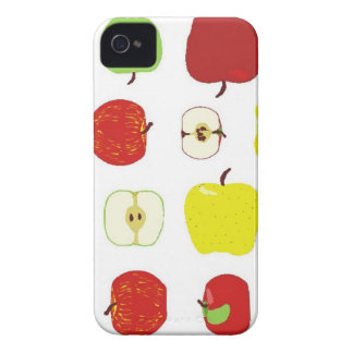 Apples on parade iPhone4 case