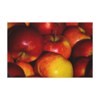 Apples - Photo Canvas Gallery Wrapped Canvas