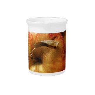 Apples Pitcher