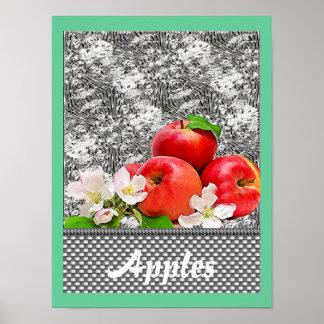 Apples Print