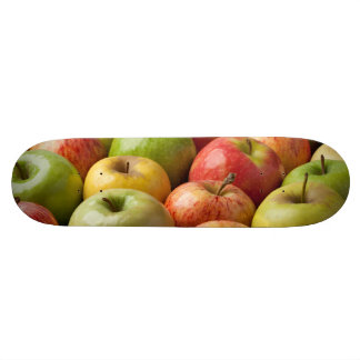 Apples - Ripe & Colorful 20 Cm Skateboard Deck