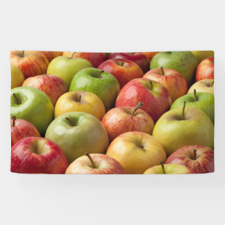 Apples - Ripe & Colorful Banner