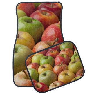 Apples - Ripe & Colorful Car Mat