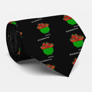 Apples (Washington) Tie