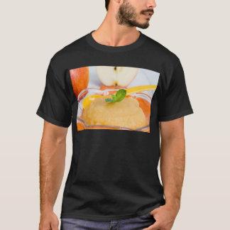 Applesauce with cinnamon and orange spoon T-Shirt
