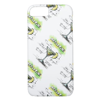AppleTini Drink Recipe Design iPhone 7 Case
