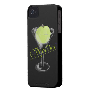 Appletini Green Apple Blackberry Case