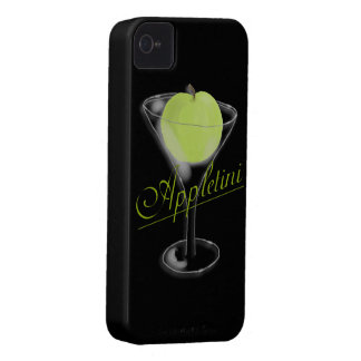 Appletini Green Apple iPhone Case iPhone 4 Cover