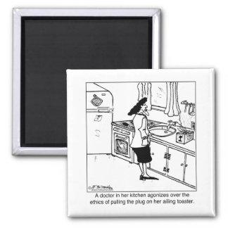 Appliance Ethics Refrigerator Magnet