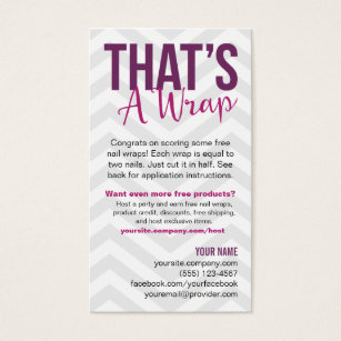 Jamberry nails business cards business card printing zazzle application instructions business cards reheart Choice Image