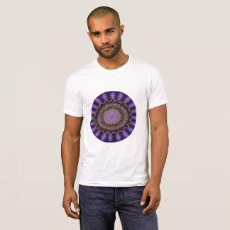 Applied Violet Mandala T-Shirt