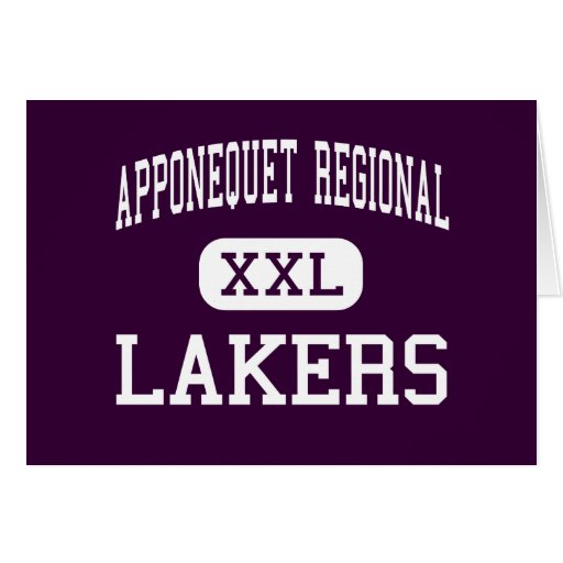 Apponequet Regional - Lakers - High - Lakeville Cards