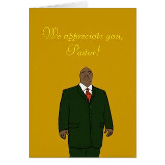 Appreciate you greeting card