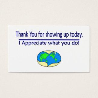 Appreciation Cards