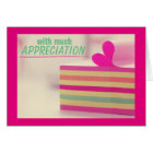 Appreciation for Administrative Professionals Card