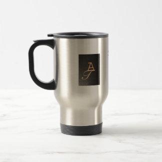 """""""Apprised Treasure""""  Stainless Steel Travel Mug"""