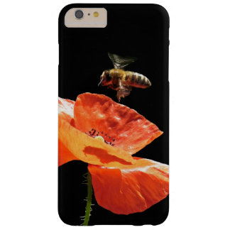 Approach on poppy flower barely there iPhone 6 plus case