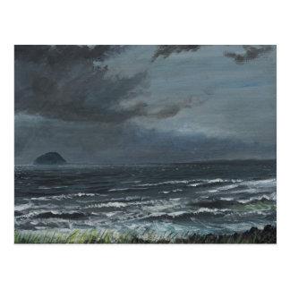 Approaching Storm 2007 Postcard