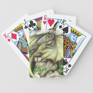 Approaching Storm Bicycle Playing Cards