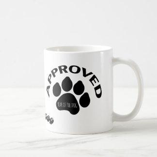 Approved Chinese Dog Year 2018 personalized Mug
